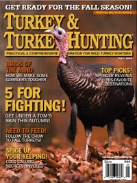 Subscribe to Turkey & Turkey Hunting