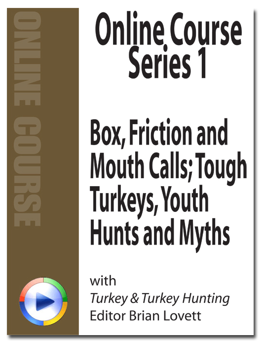 turkey hunting online courses